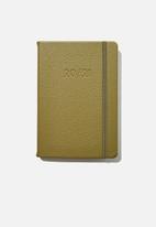 Typo - 2020 21 A5 daily buffalo diary - khaki