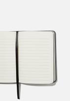 Typo - A6 buffalo journal - black
