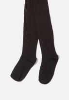 Cotton On - Tilly tights - black