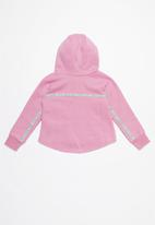 Nike - Nike girls sportswear air pull over hoodie - pink