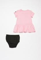 Nike - Nkg g nsw dress - pink heather