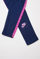 Nike - Nike air legging - navy
