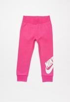Nike - Nkg g nsw futura fleece jogger - pink
