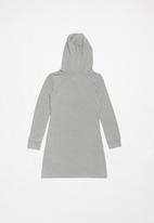 Nike - Nike girls futura pullover dress - grey