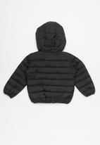 Nike - Nike boys quilted jacket - black