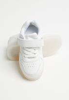 POP CANDY - Light-up sneaker - white