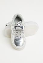 POP CANDY - Light up sneaker - silver
