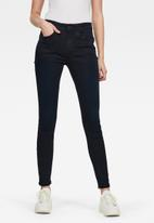 G-Star RAW - Citi-you high super skinny - navy