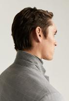 MANGO - Paulo blazer - grey