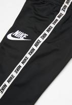 Nike - Nike boys Nike block taping tric set - black & white