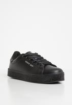 Sissy Boy - Duchess bling sole sneaker - black