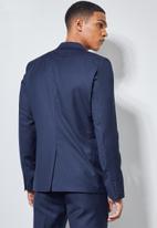 Superbalist - Soho slim fit blazer - navy