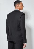 Superbalist - Soho slim fit blazer - black