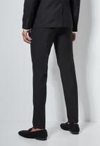 Superbalist - Soho slim fit trousers - black