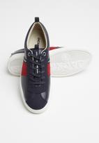 Jack & Jones - Sloane logo sneaker - navy