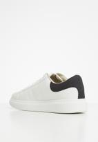 Jack & Jones - Liam sneaker - white & black