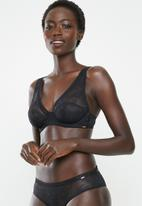 DORINA - Linus high apex bra - black