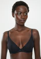 DORINA - Reese plunge bra - black
