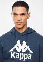 KAPPA - Authentic faser sweat - blue & white