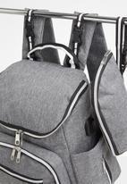 POP CANDY - Nappy bag - grey