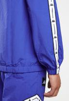 KAPPA - Authentic jpn beirut jacket  - blue
