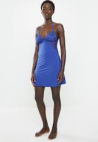 DORINA - Kendall nightie - blue