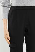 Jacqueline de Yong - Lucille pants - black
