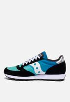 Saucony Originals - Jazz fade - black / blue / green