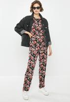 Jacqueline de Yong - Starr life pants - multi