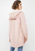 ONLY - Emma raincoat - pink