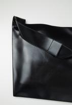 Superbalist - Oversized shopper - black