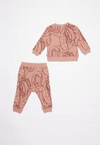 Cotton On - Billie & Casey tracksuit  - pink