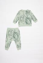 Cotton On - Billie & Casey tracksuit - green