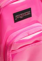 JanSport - Half pint fx - translucent pink