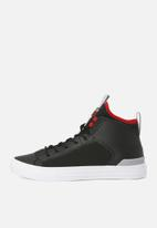 Converse - Chuck Taylor All Star Ultra mid - black/wolf grey/white