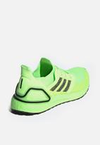 adidas Performance - UltraBOOST 20 - Signal Green / Core Black