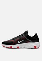 Nike - Renew Lucent - black / white-university red