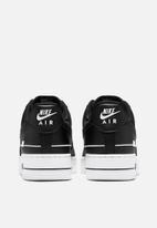 Nike - Air Force 1 '07 - black / black-white