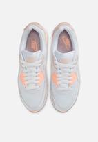 Nike - Air Max 90 - white / platinum tint-barely rose