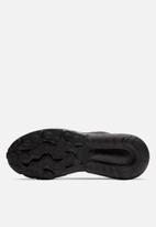Nike - Air Max 270 react - black / oil grey