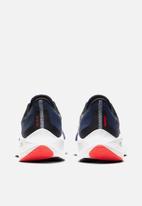 Nike - Zoom winflo 7 - midnight navy / bright crimson-black