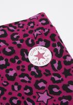 Converse - Converse leopard aop legging - multi