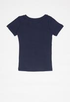 JEEP - Short sleeve iconic tee - navy