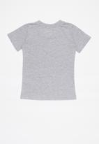 JEEP - Short sleeve iconic tee - grey