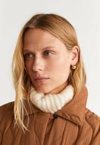 MANGO - Anorak jacket - brown