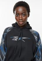 Reebok - Classics hoodie - black & blue