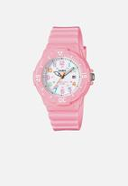 Casio - Analog watch - pink