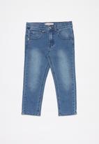 JEEP - Denim bottoms - blue