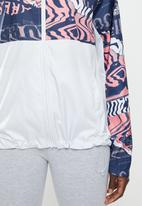 adidas Performance - Own the run wind jacket  - multi