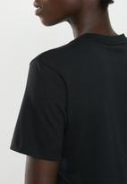 adidas Performance - Univ tee - black